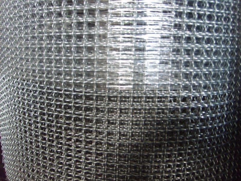 Tela de aço inox