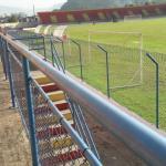 Tubo galvanizado alambrado preço