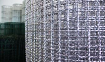 Fabricantes de telas em aço inox